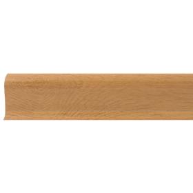 Плинтус ПВХ Line Plast L038 Дуб Золотой 2500х58х28 мм