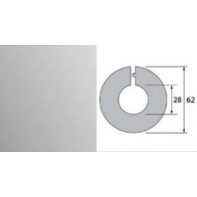 Обвод для труб Идеал 28 мм 081 Металлик