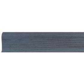 Плинтус ПВХ Line Plast L010 Клён голубой 2500х58х28 мм