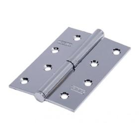 Дверная петля разъемная Palidore 100*70*2,5 PC ARSENAL полированный хром