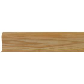 Плинтус ПВХ Line Plast L052 Сосна 2500х58х28 мм