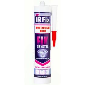 IRFix CRYSTAL FIX Клей монтажный (прозрачный)