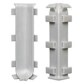 Плинтус из алюминия КПл 60-3