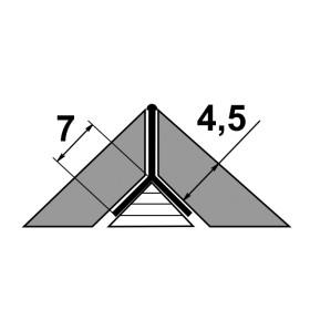 Y-образный профиль (мерседес) ПП 05-4