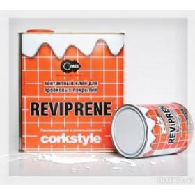 Клей для пробковых покрытий Corkstyle REVIPRENE, 5 л